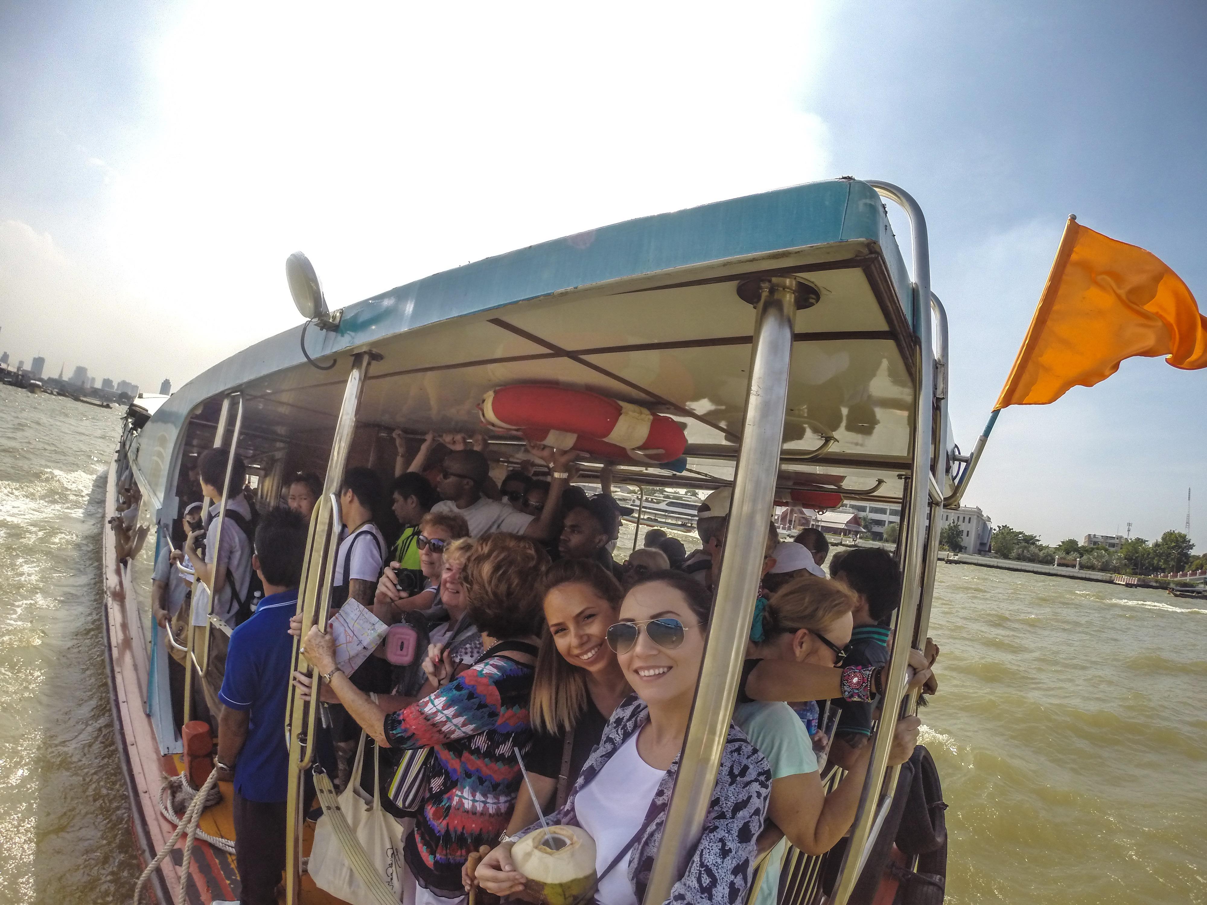 5 boat ride