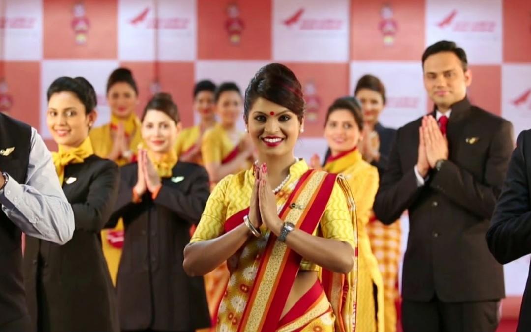 130 de stewardese Air India, lasate la sol pentru ca sunt…prea grase!
