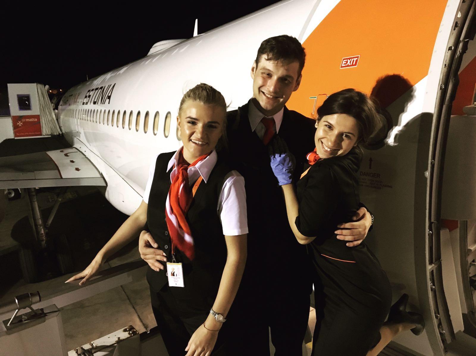 alexandra cabin crew