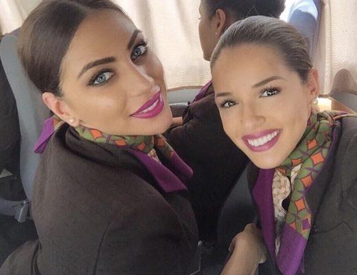 alice stewardesa etihad