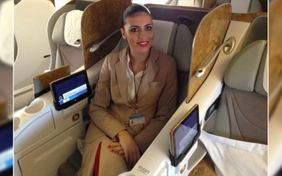 Jurnal de calatorie cu Ana-Maria, stewardesa Emirates. New York, USA