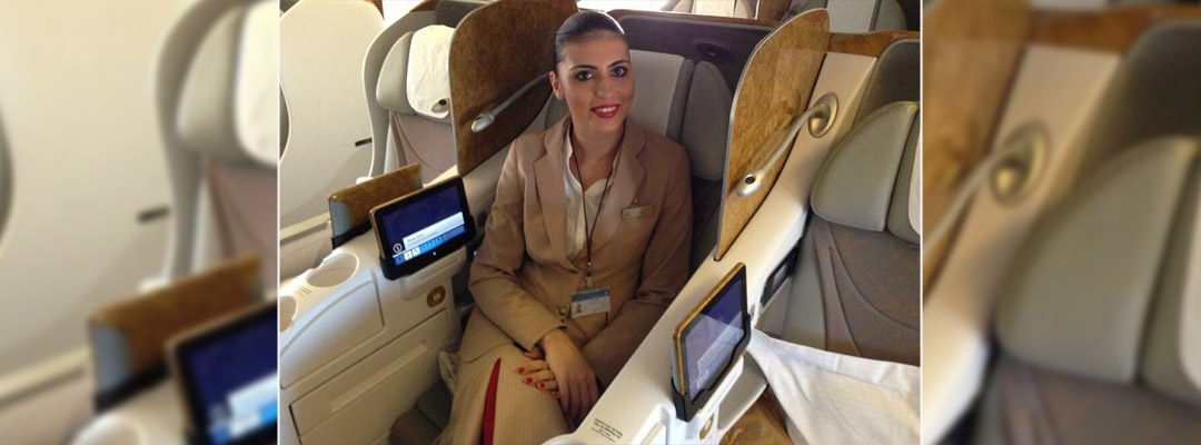 Interviu Ana-Maria: Stewardesa Wizz Air si Emirates