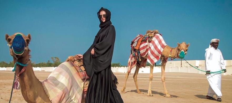Povestea Andreei, viitoare stewardesa Emirates