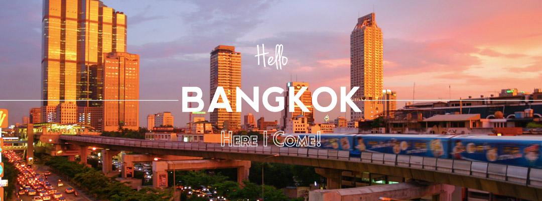 Jurnal de calatorie (episodul 46). Bangkok, Thailanda