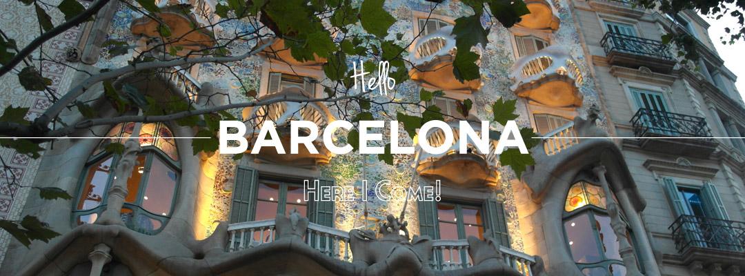 Jurnal de calatorie (episodul 39). Barcelona, Spania