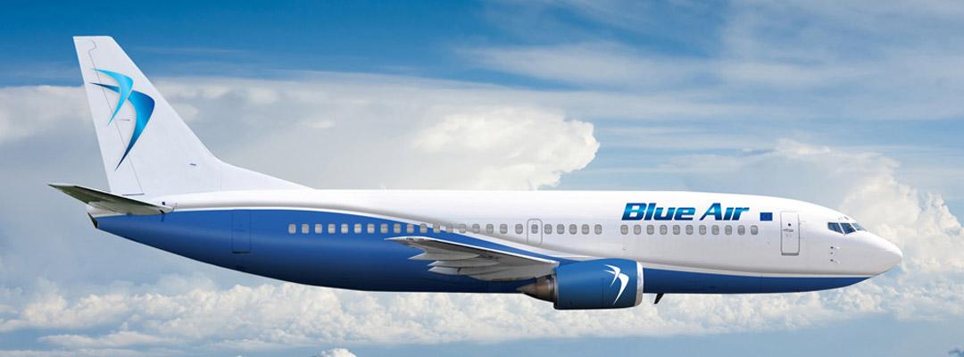18 Noiembrie: Recrutare Blue Air la Bucuresti