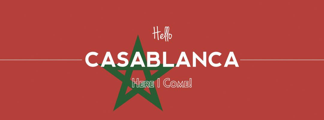 Jurnal de calatorie (episodul 48). Casablanca, Maroc