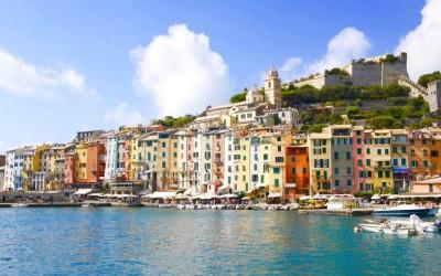 Jurnal de calatorie. Cinque Terre, Italia
