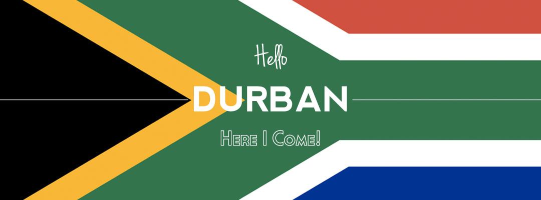 Jurnal de calatorie (episodul 57). Durban, Africa de Sud
