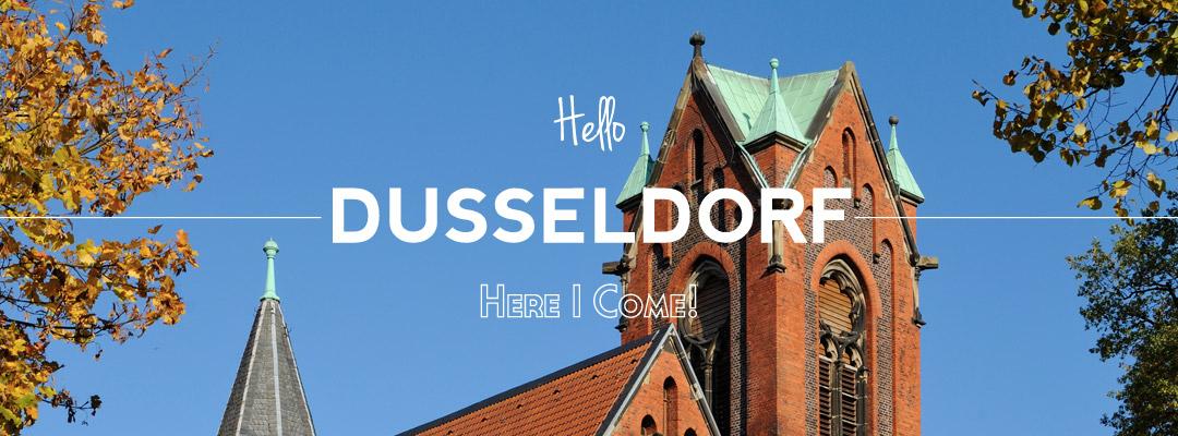 Jurnal de calatorie (episodul 54). Dusseldorf, Germania