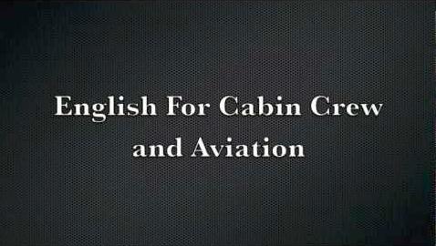 Interviu stewardesa. Testul de engleza