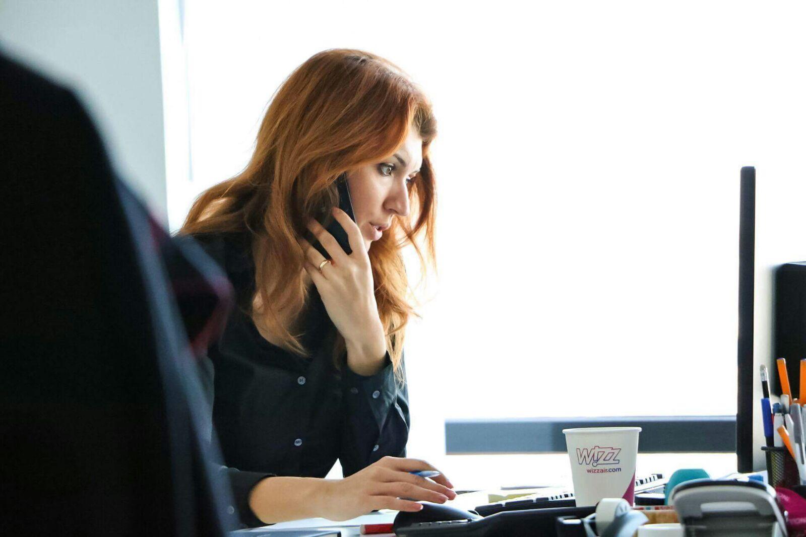 EXCLUSIV. Interviu cu Karina Voinea, Base Manager Wizz Air Bucuresti 1