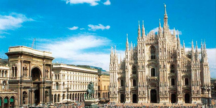 Jurnal de calatorie (episodul 56). Milano, Italia