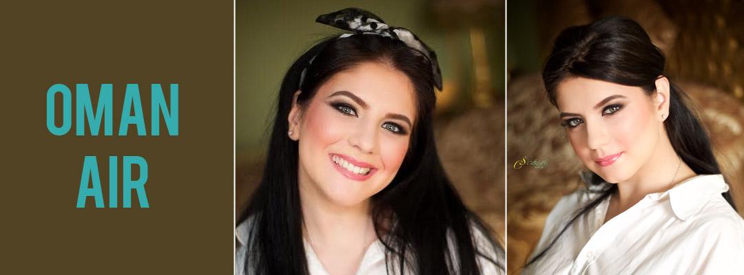 Povestea Cristinei, viitoare stewardesa Oman Air