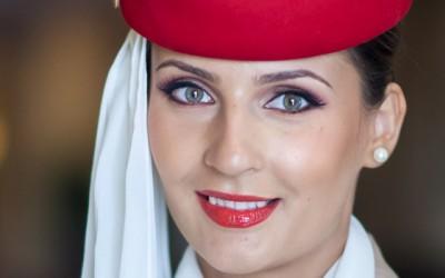 8 Mai: Curs de pregatire Cum Ajungi Stewardesa pentru interviul Emirates