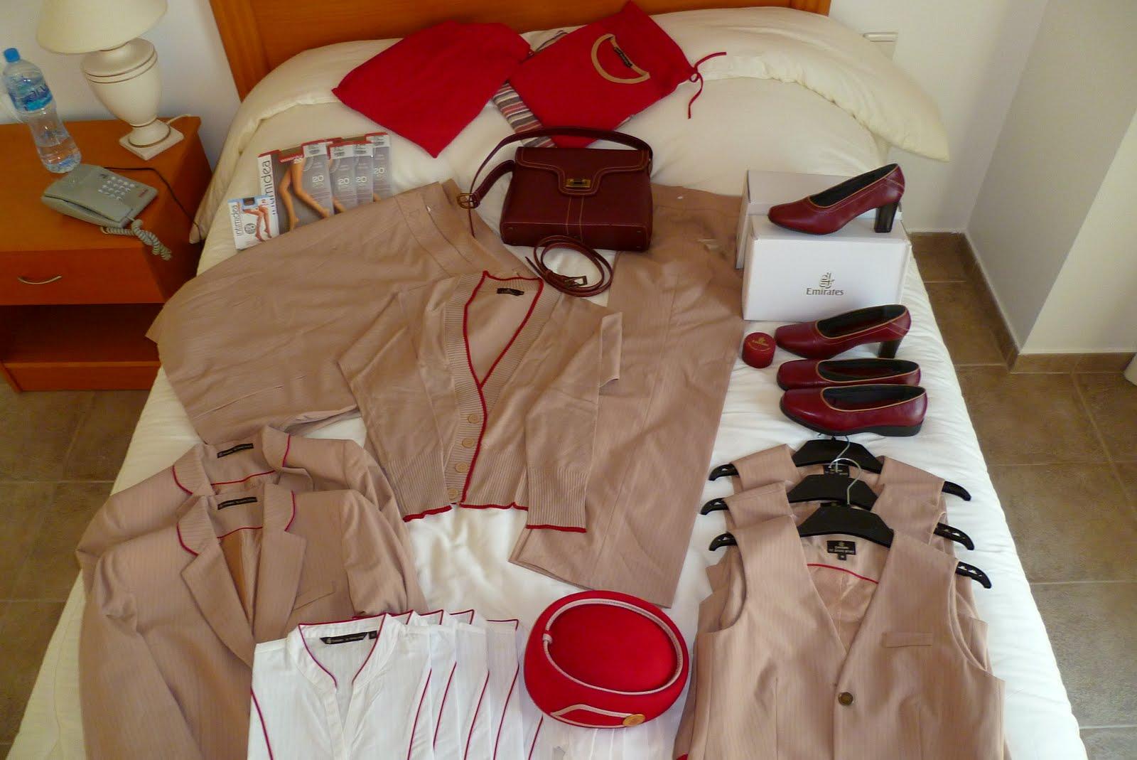 uniforma emirates
