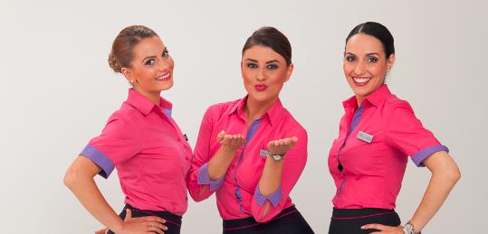 Cine sunt noile ambasadoare Wizz Air in Romania