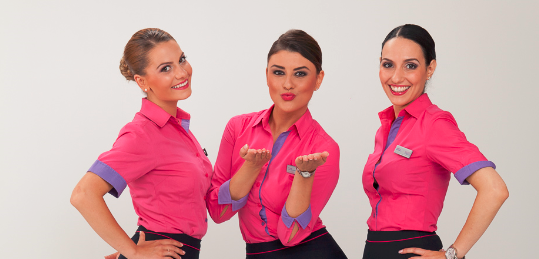 Cum arata o zi din viata unei stewardese Wizz Air