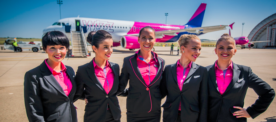 2 & 15 & 22 Februarie: Open Day Wizz Air la Bucuresti