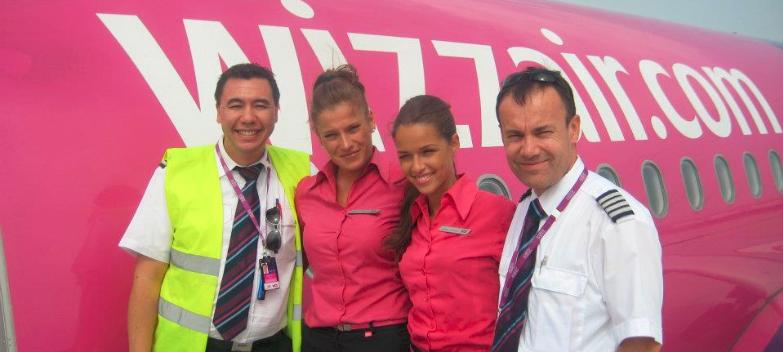 Povestea Irinei, fosta stewardesa Wizz Air