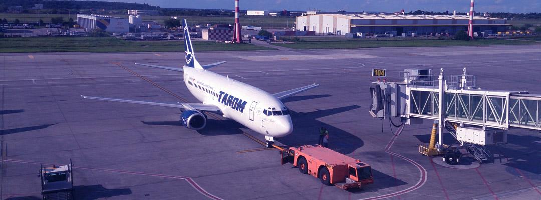 avion-tarom-otopeni
