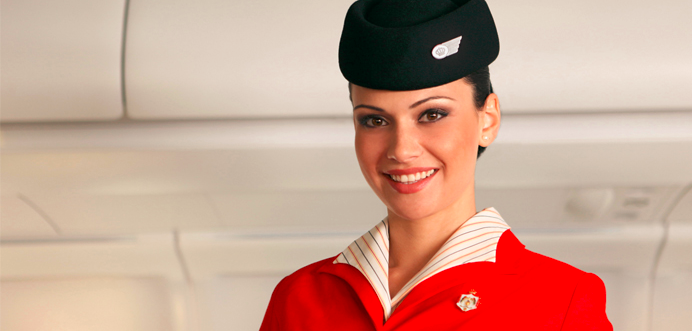 royal jordanian stewardess