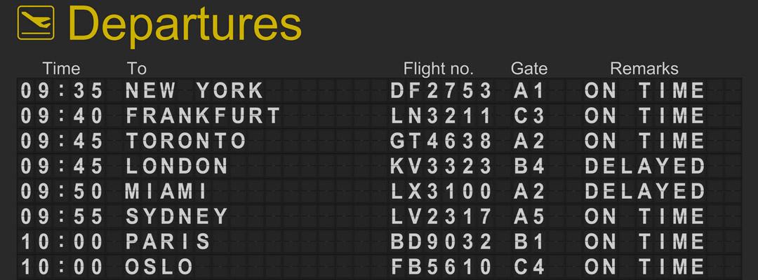 tabela-aeroport